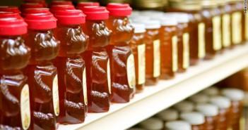 mierea falsă